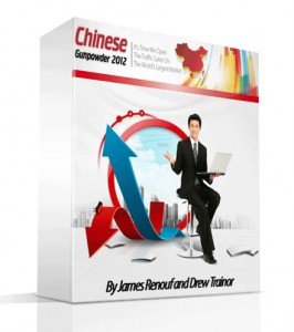 Get into the Chinese Internet Marketing Market