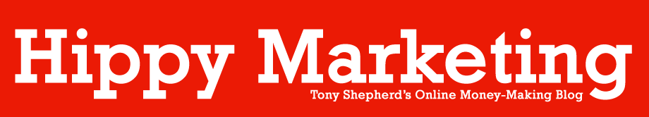 Tony Shepherd's Hippy Marketing Blog header image