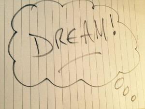You need dreams to build your online business